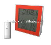 YD8220B weather station desktop lcd calendar clock