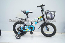 China manufacture steel frame 12 inch child bike for boy and girls
