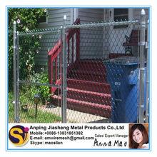 standard chain Link fence cedar fence wood fence
