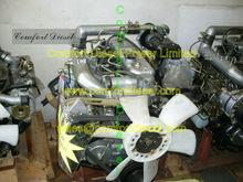 Isuzu diesel engine 4BD1T 6BD1T for light truck, Npr,pickup etc