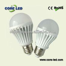 Active demand new product 7w e27 cob led light