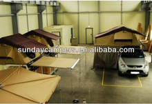 China Trustworthy supplier Roof top tents with truck/vehicles awning