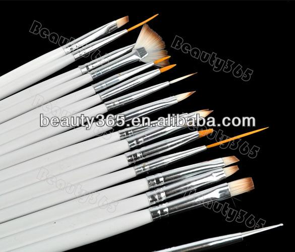 Hot Seller cheap 16 PCS Nail Art Design Pen