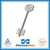 zinc alloy material key blank