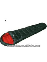 TOOTS Brushed Fibre Single person Mummy Sleeping Bag for tent