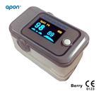 OLED Screen Fingertip Spo2 Pulse Oximeter Portable Pocket Oximetry Exercise