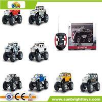 1:43 Rc 4 Wheel Drive Trucks,toy hummer