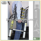 telescopic ladder aluminum ladder collapsible ladder EN 131 model
