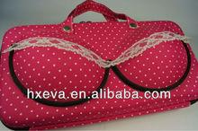 adorable EVA bra case,travel bra case,new style bva bar case