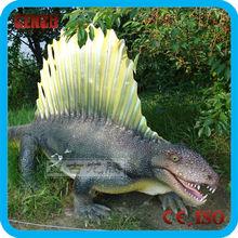 Dinosaur model amusement park for children