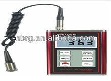 Portable digital multifunction vibrometer