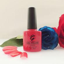 UV Gel Polish 10ml Manicure Soak Off Color Coat UV3 Nail Supplies
