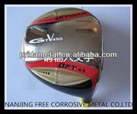 Titanium Casting Golf Driver Head for sale