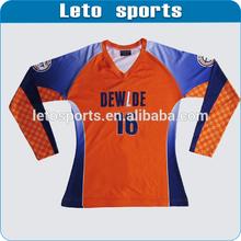 manufacturer women's jersey v-neck in your own design