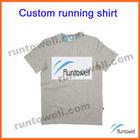 2013 Runtowell custom fashion design running top /neck designs for ladies / wholesale running shirts