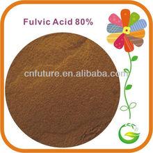 Organic Fulvic Acid Foliar fertilizer in Agriculture