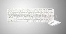 2.4Ghz wireless mouse and keyboard for laptop pc