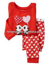 wholesale 2013 new style hot sale cheap fashion baby GW clothing pajamas sleepwear