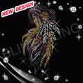 de oroindio bordado con motivos de diseño para los vestidos