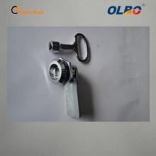 MS705 zinc alloy triangle waterproof cabinet cylinder lock