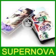 Custom gel phone case for apple iphone 5