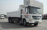 Famous brand Beiben standard dump truck dimensions