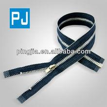 5# Y Teeth metal Open End Metal Zippers