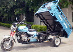175cc New Design Sky bule Water-cooled Cargo tricycle KV150ZH-B Factory direct sales Three wheel motorcyle