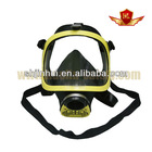 military type dental face mask used with filter cartridge
