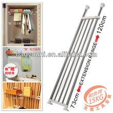Bonunion extendable DIY closet storage 0778