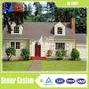 Light steel villa house for living