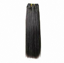 Hot sale silk straight top quality high temperature resistant synthetic fiber hair extensions