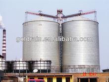steel storage grain bins
