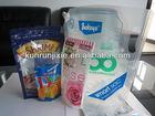 zipper food bag machine FOR COFEE