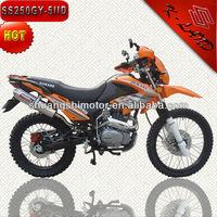 Chongqing orange motocicleta dirt bike 250cc (SS250GY-5IIB)