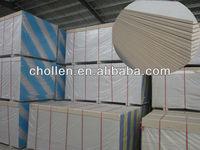 Drywall /plasterboard/wallboard/gypsum board panel