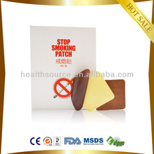natural herbal patch quit smoking product anti smoking patch
