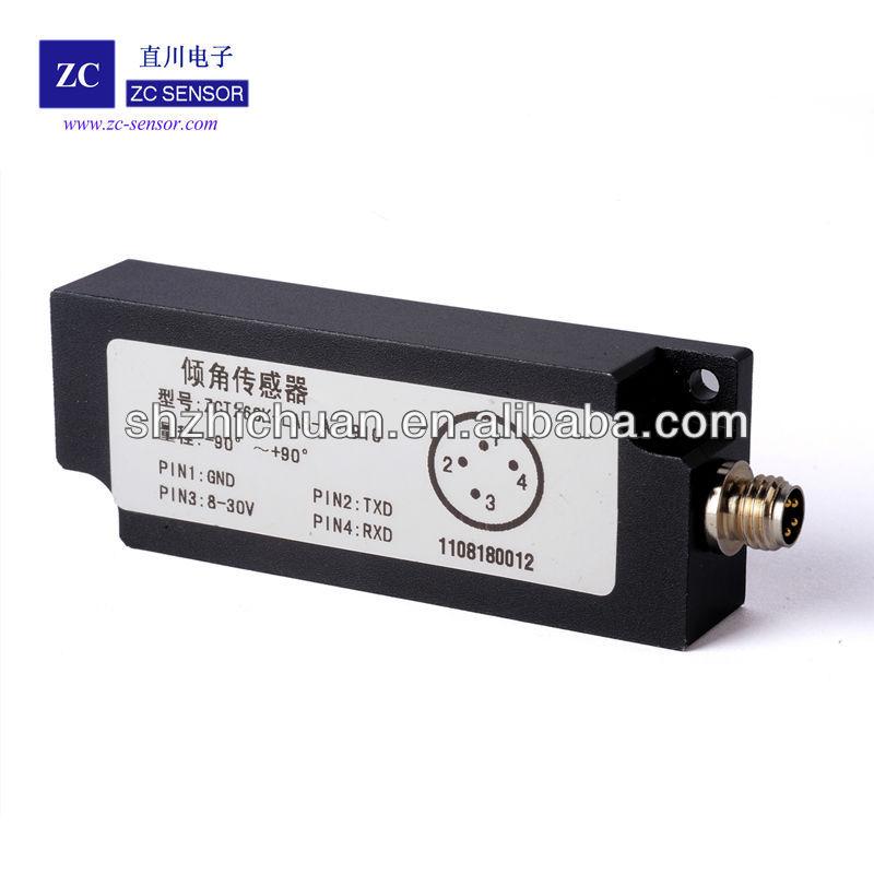 2-axis high accuracy digital RS232 Interface Inclinometer tilt sensor