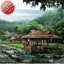 Landscape and Famous Scenery Landscape Designs