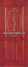2014 foshan classic style solid wood timber interior door for home or hotel