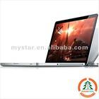 15 Inch Mini Netbook I5 Dual-core 500GB Portable Ultrabook Notebook