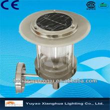 low watt LED solar garden light