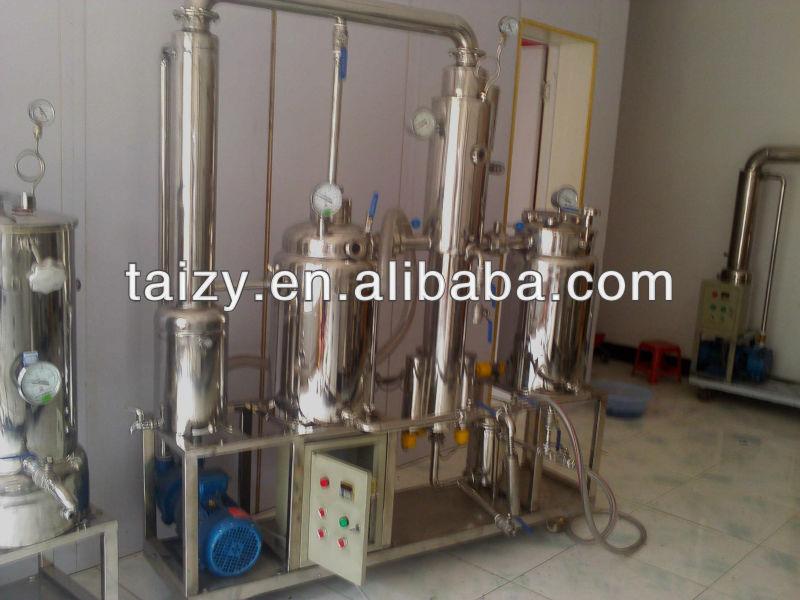 Mel máquina de extrato de tomada de linha equipamentos de processamento / mel / mel
