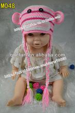 crochet monkey hat knit hat free pattern crochet monkey free