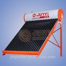 Jinyi Non-Pressurized Solar Water heater for household