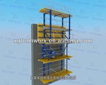 hydraulique automatique grimpant