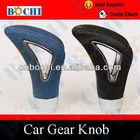 Universal car leather gear shift knob