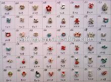 Nail art dangle/Alloy nails adornment /nail decration A