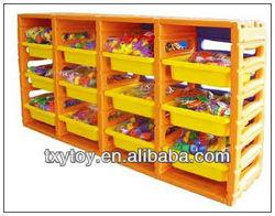 Newest children furniture, children plastic drawer LT-2153H