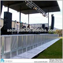 Stainless Steel Retractable Belt Stanchion crowd control barrier(RX-BX-E520)